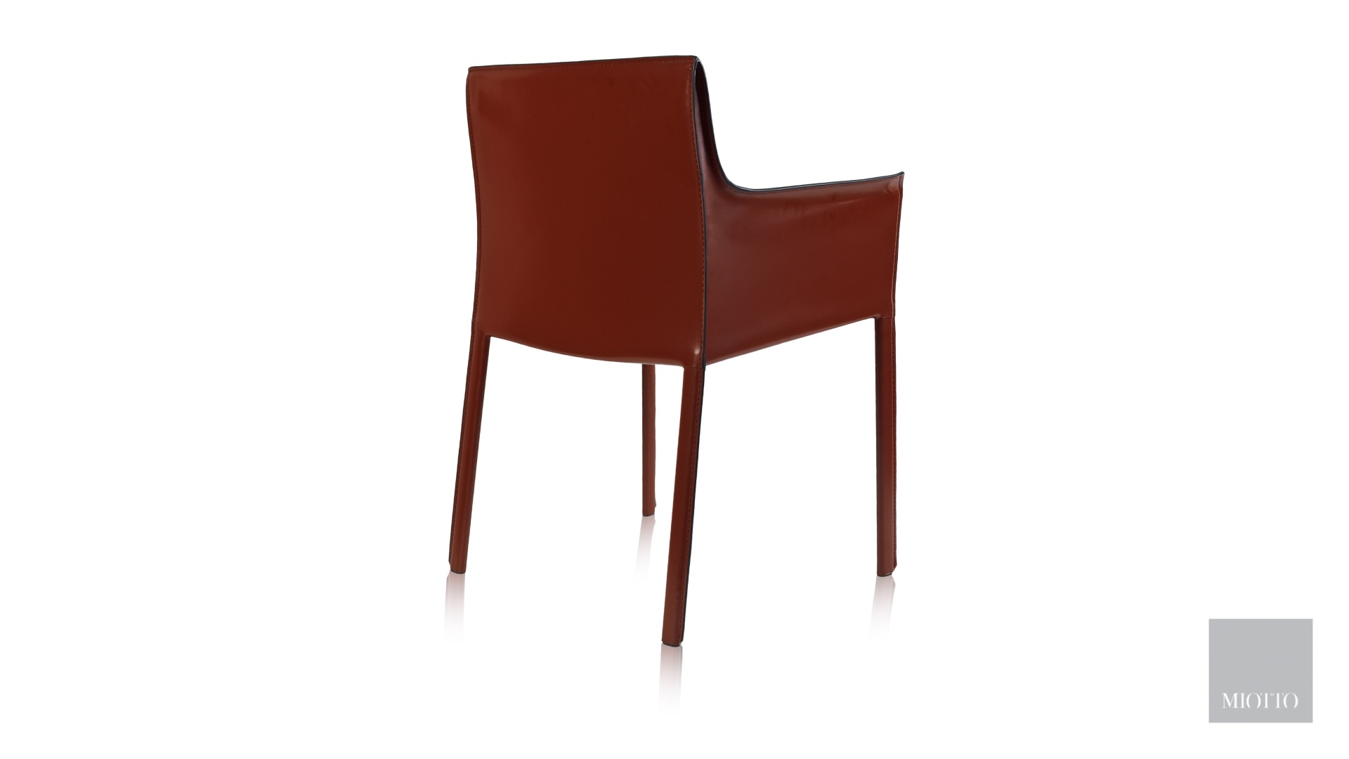 miotto_Ardini arm dining chair burgundy miotto furniture back t
