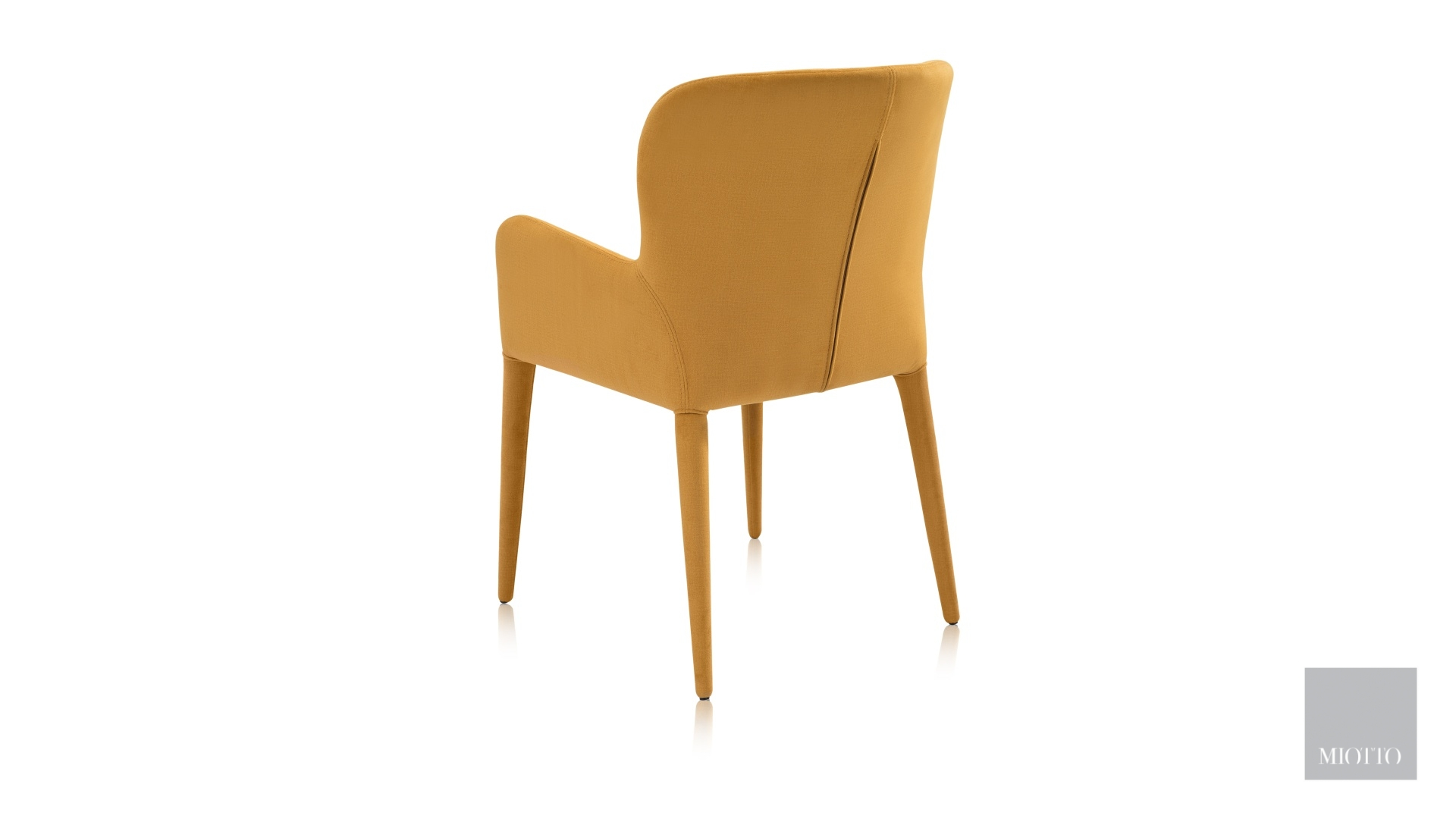 miotto_Aviano dining armchair yellow back miotto furniture