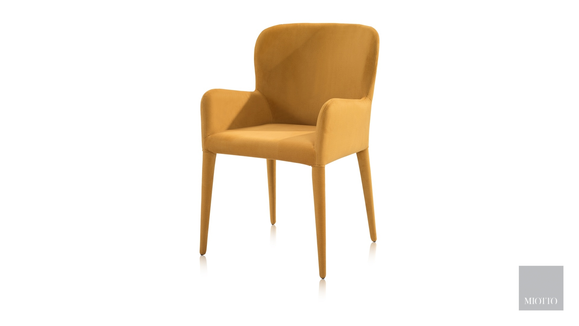 miotto_Aviano dining armchair yellow miotto furniture
