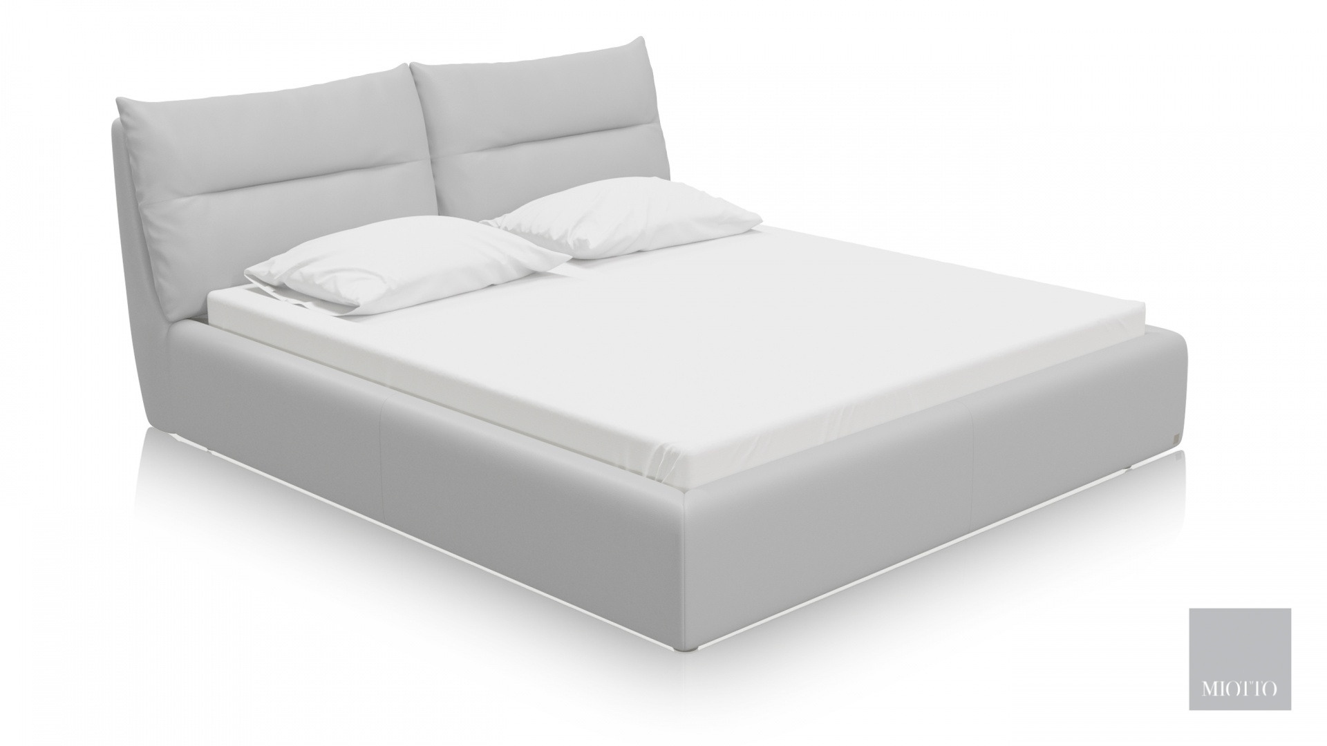 miotto_Marga bed white