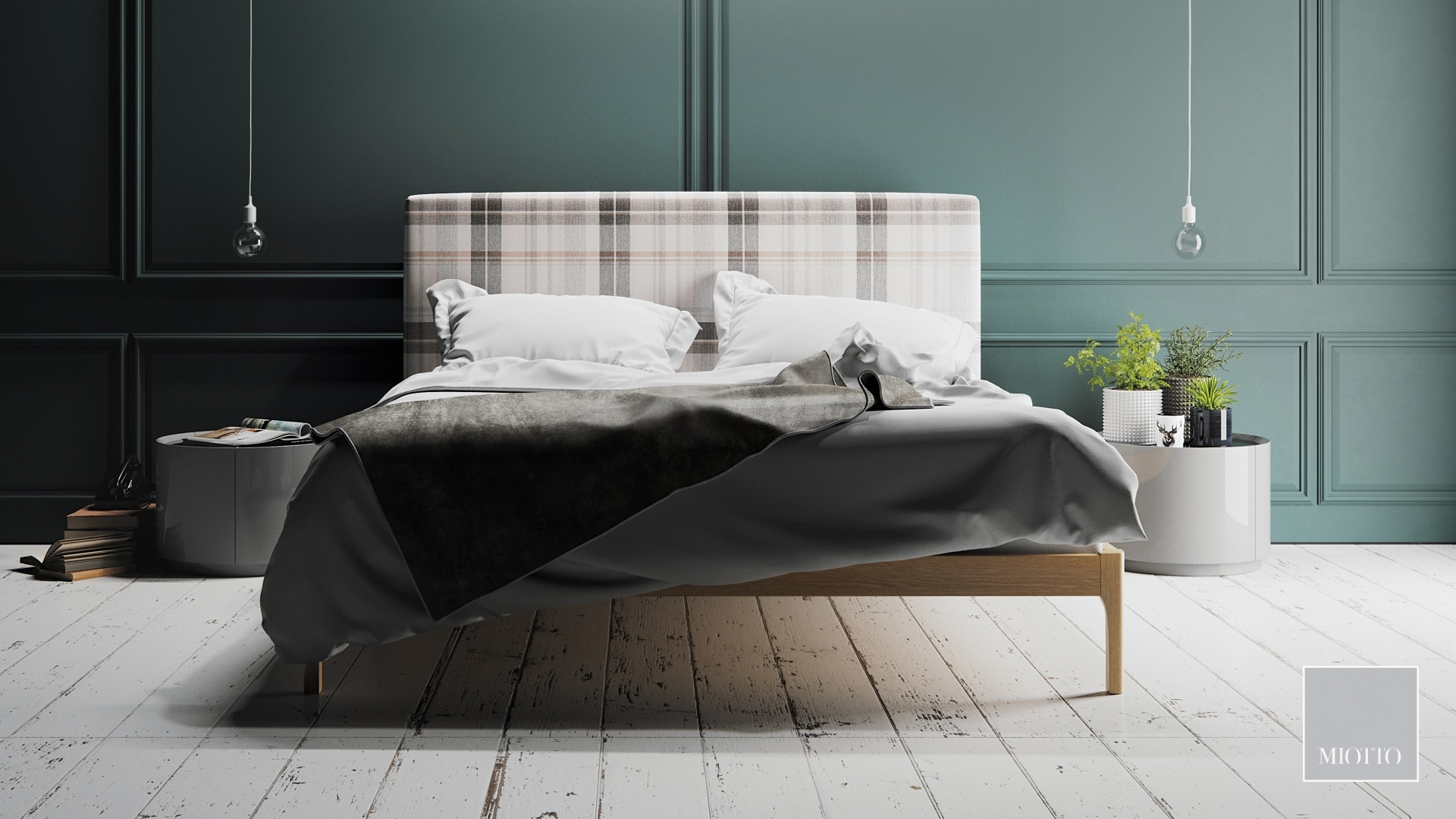 miotto_Panaro bed, soriano side front