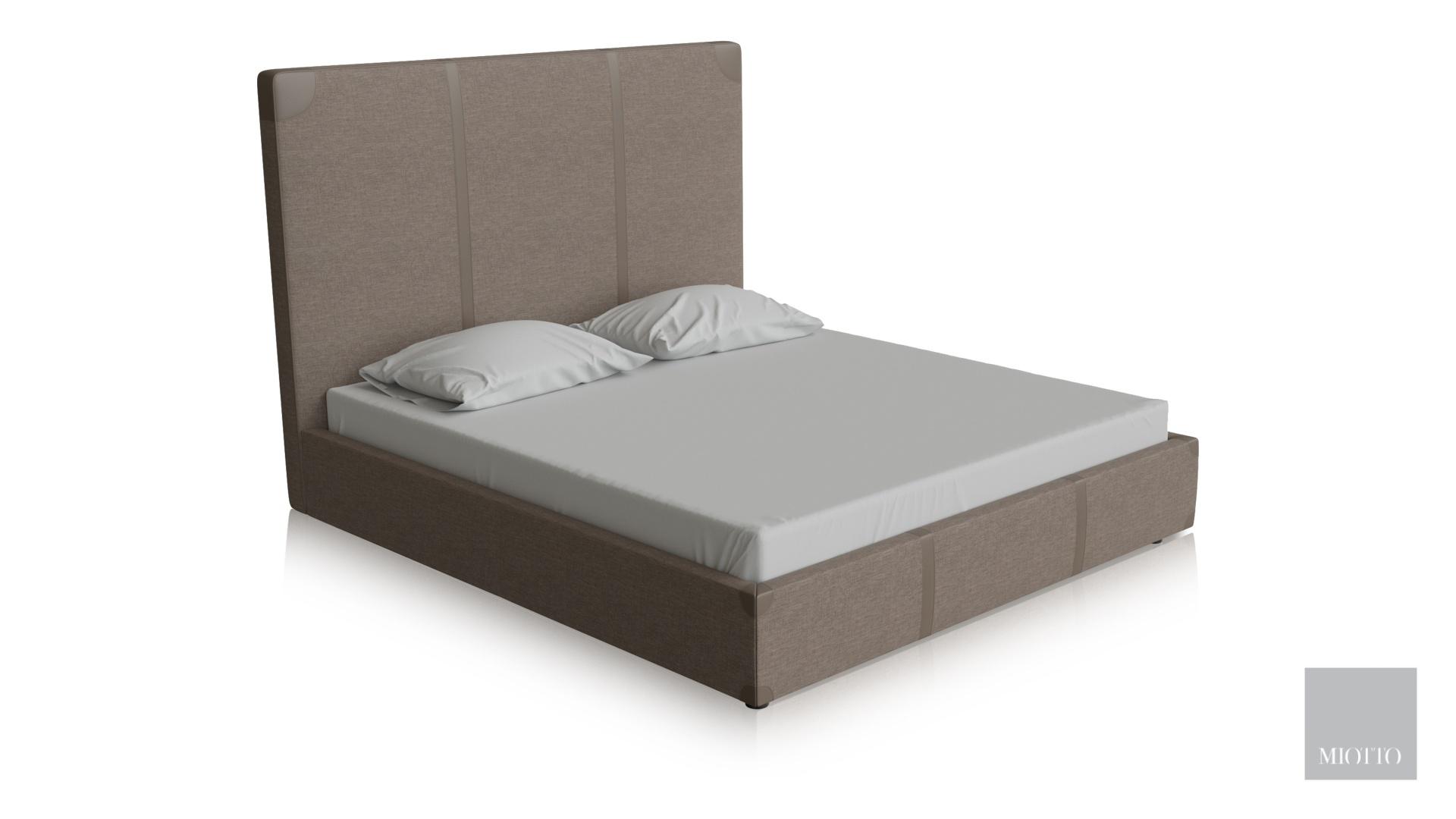 miotto_bolgheri bed brown