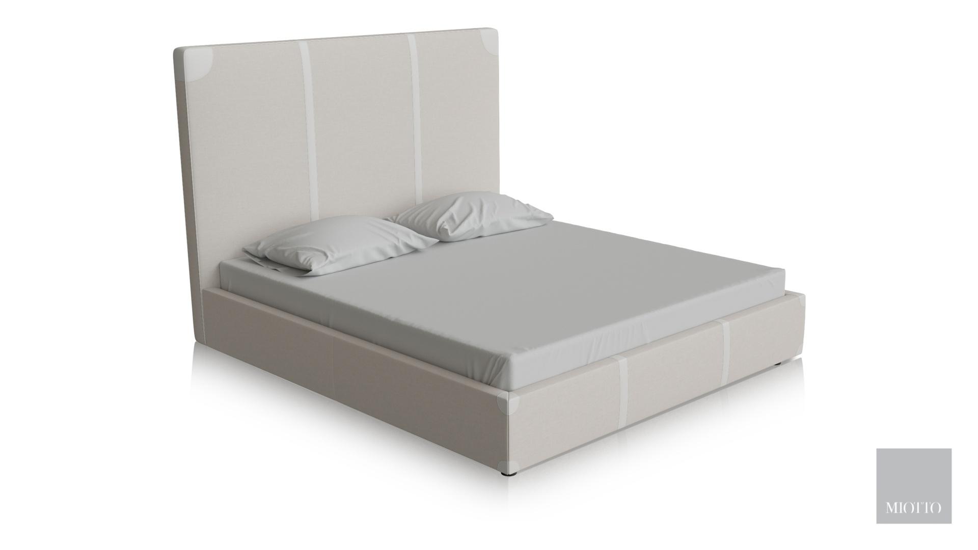 miotto_bolgheri bed white