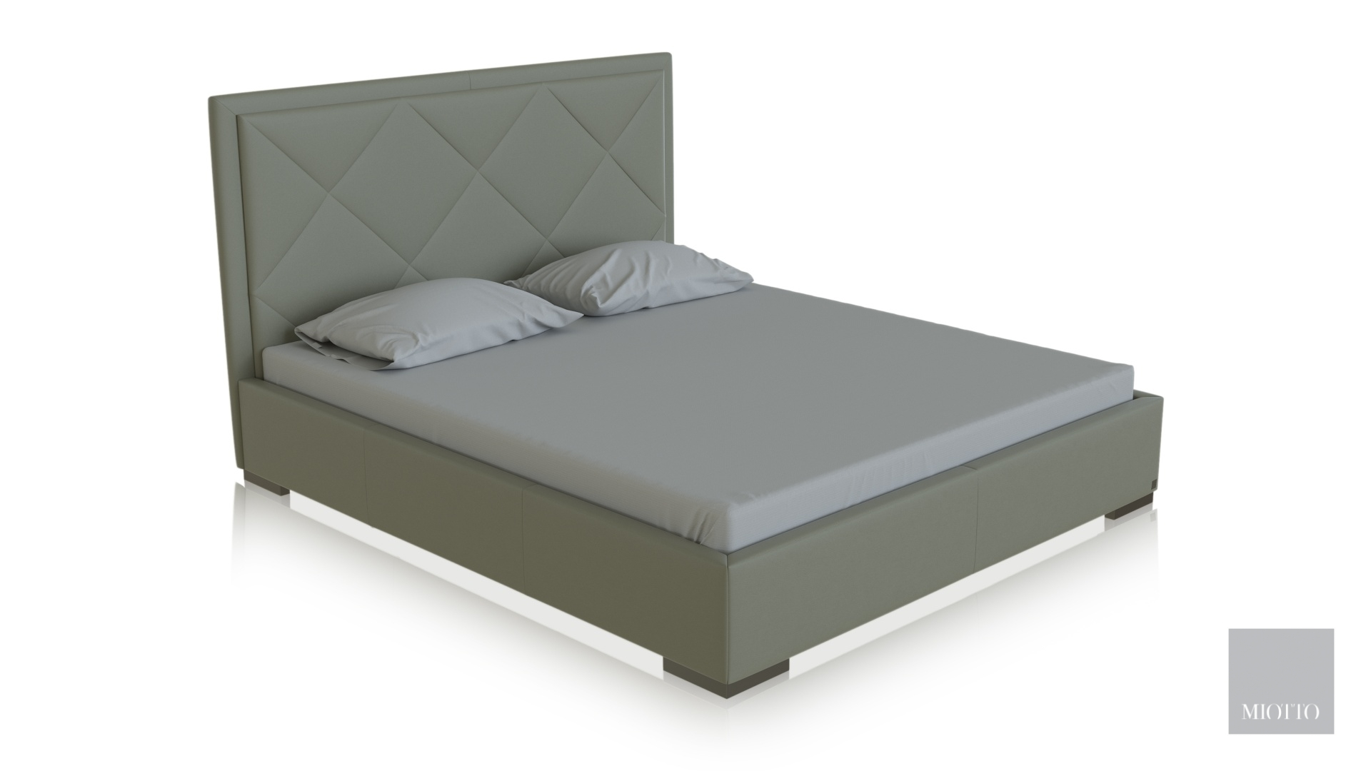 miotto_felina bed taupe