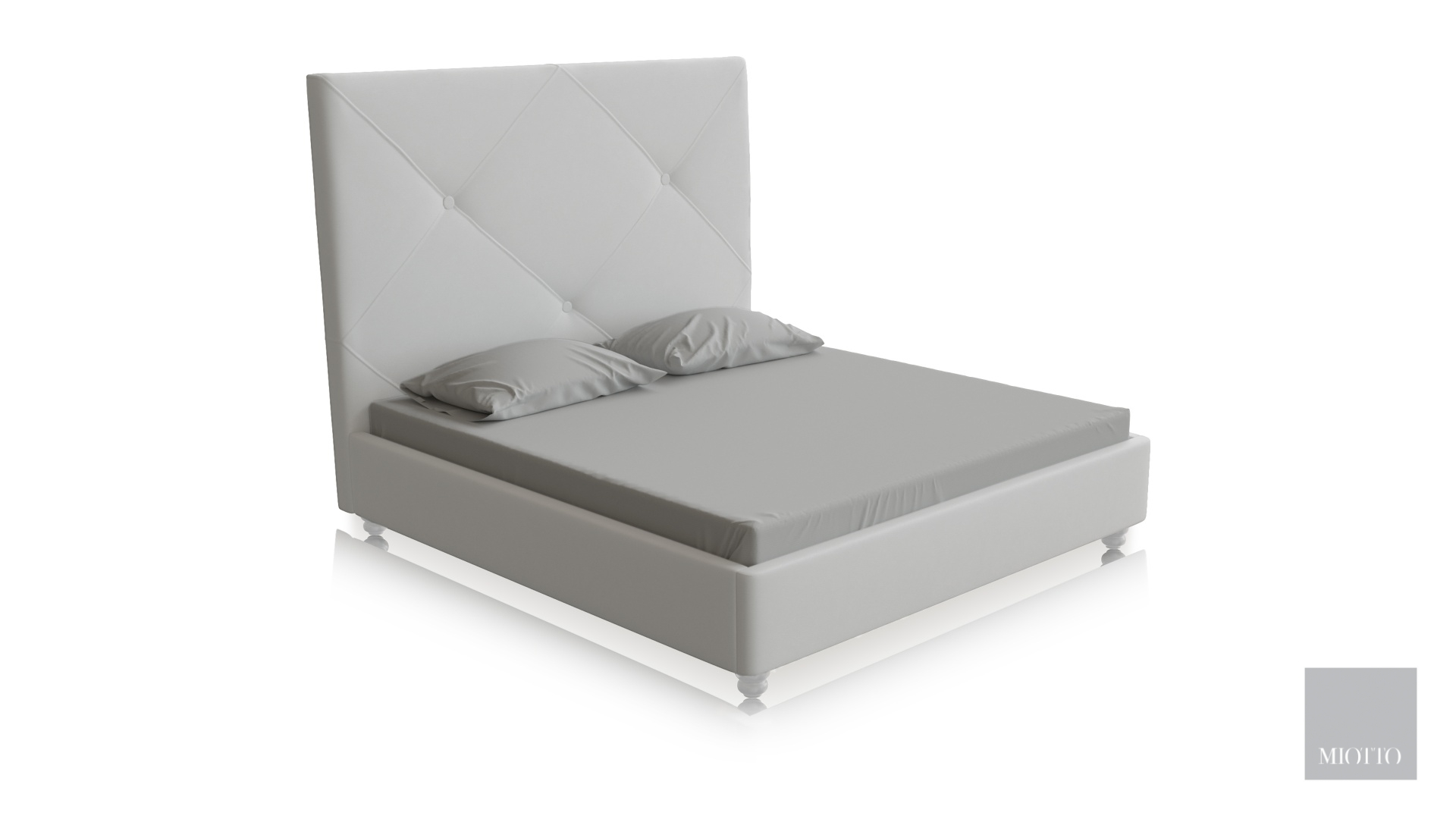miotto_nocea bed white miotto bedroom furniture