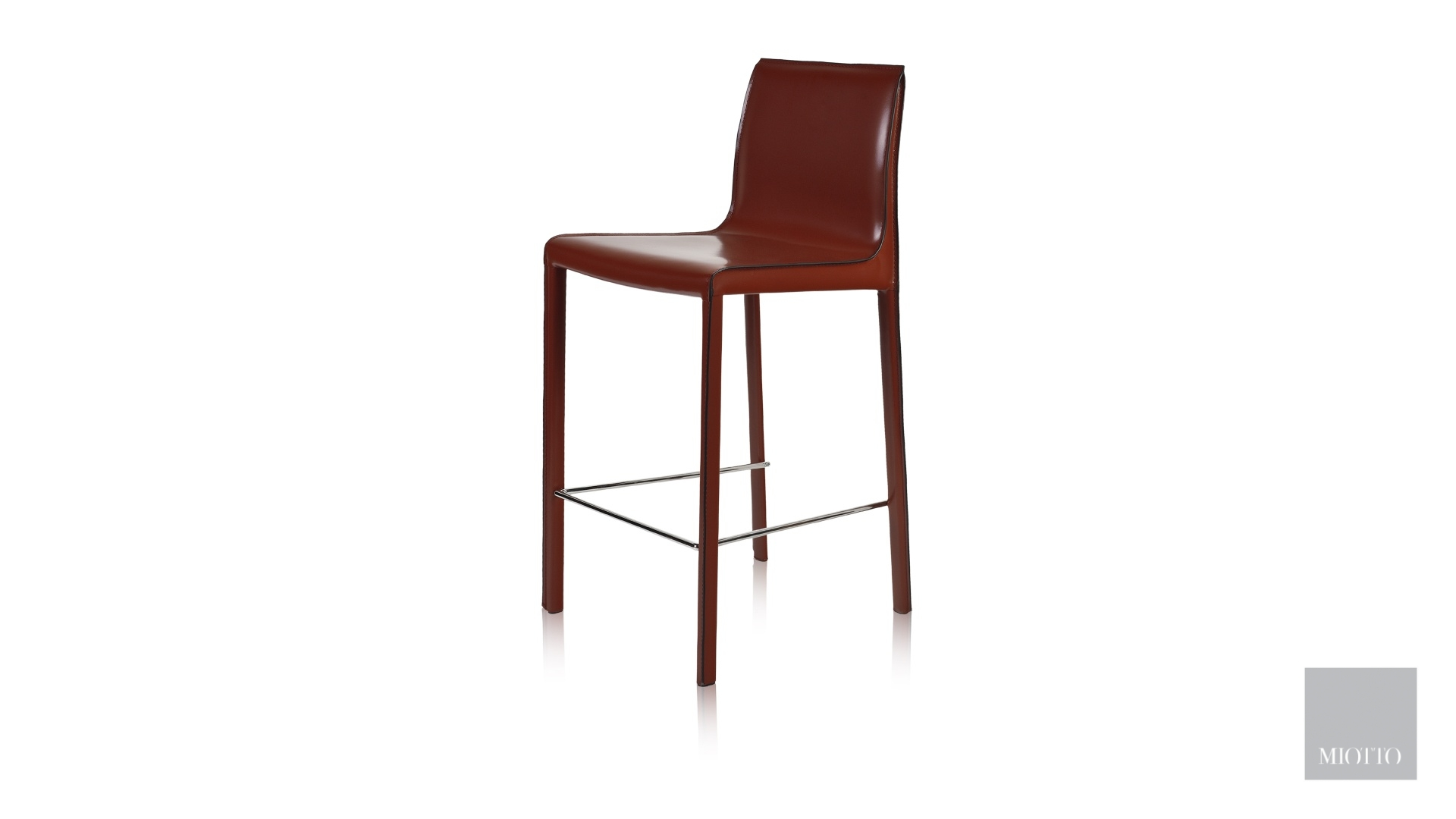 miotto_Ardini bar stool burgundy miotto furniture t