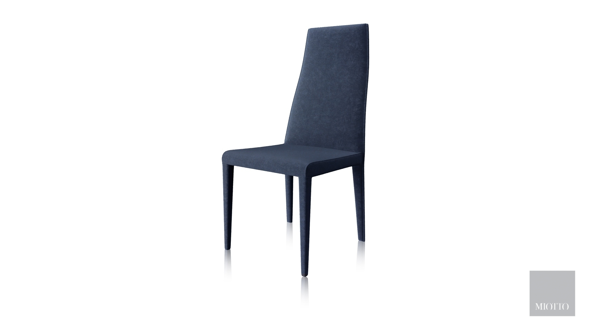 miotto_Rigano dining chair blue miotto furniture