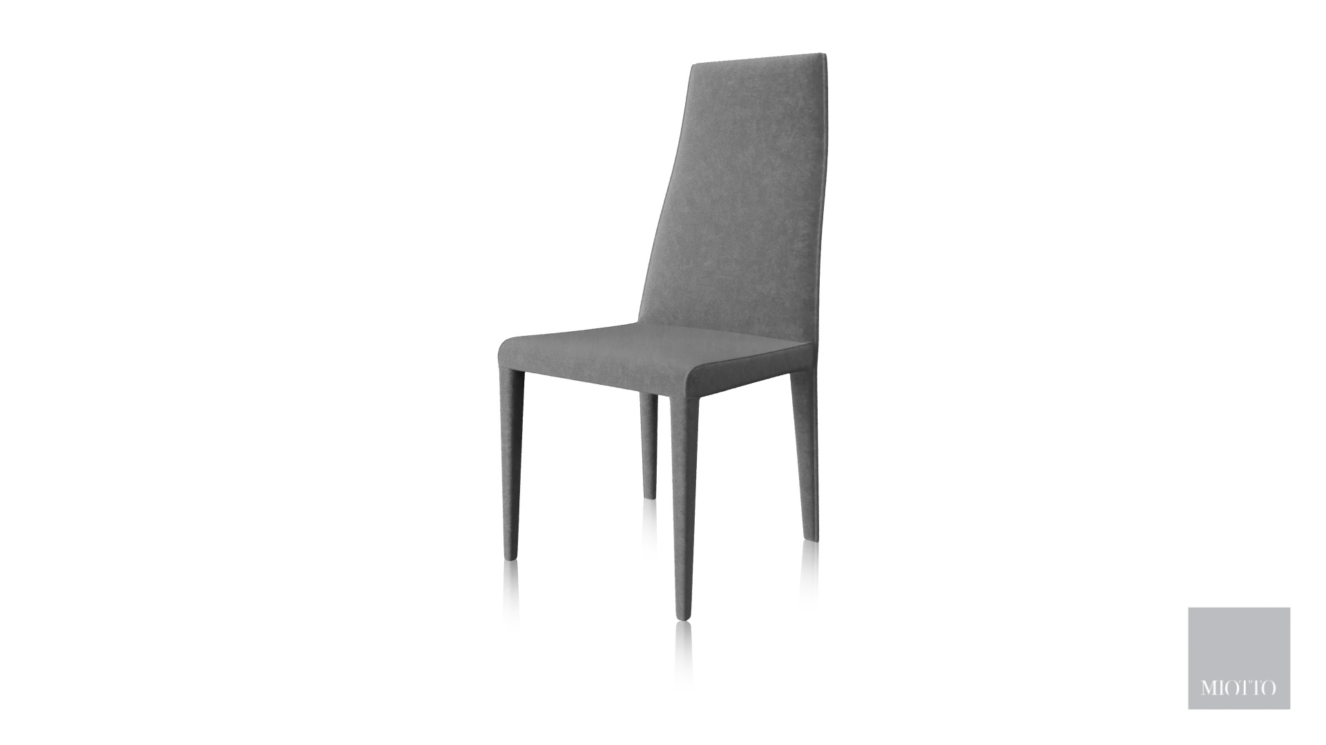 miotto_Rigano dining chair grey miotto furniture